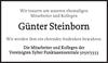 Günter Steinborn