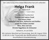 Helga Frank