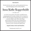 Anna Käthe Kopperholdt