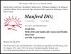 Manfred Ditz