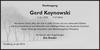 Gerd Koynowski