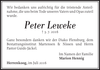 Peter Leweke