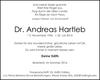 Dr. Andreas Hartleb