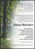 Klaus Fleischer