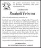 Reinhold Petersen