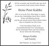 Heinz Peter Kuhlke