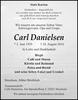 Carl Danielsen