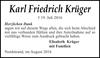 Karl Friedrich Krüger
