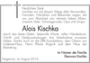 Alois Kischka