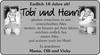 Tobi und Henri