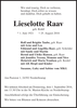 Lieselotte Raav