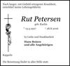 Rut Petersen