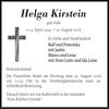 Helga Kirstein