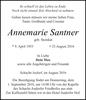 Annemarie Santner