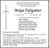 Helga Fallgatter