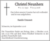 Christel Neunherz