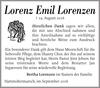 Lorenz Emil Lorenzen