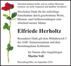 Elfriede Herholtz
