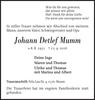 Johann Detlef Mumm