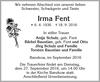 Irma Fent