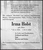 Irma Holst