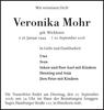 Veronika Mohr
