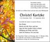 Christel Kartzke