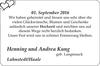 Henning und Andrea Kung