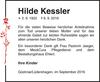 Hilde Kessler