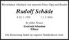 Rudolf Schäde