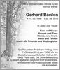 Gerhard Bardon