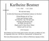 Karlheinz Beutner