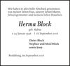 Herma Block