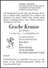 Gesche Krause