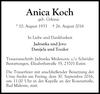 Anica Koch