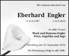 Eberhard Engler