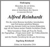 Alfred Reinhardt