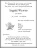 Ingrid Wawro