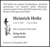 Heinrich Holtz