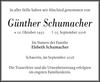 Günther Schumacher