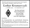 Lothar Kramarczyk