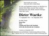 Dieter Waetke