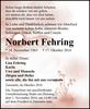 Norbert Fehring