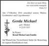 Gerda Michael