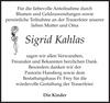 Sigrid Kahlas
