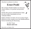 Ernst Prohl