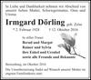 Irmgard Dörling