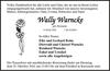 Wally Warncke
