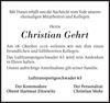 Christian Gehrt