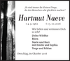 Hartmut Naeve
